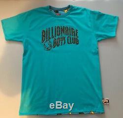 100% authentic Season 3 Billionaire Boys Club BBC Ice Cream D&D Shirt L