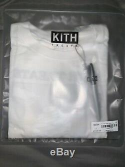 2020 SS20 Kith Treats Locale Ice Cream Day London White T-Shirt Tee Large L
