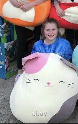 24 Squishmallow JUMBO HUGE LARGE Maya Mint Ice Cream Sundae NEW RARE Birthday