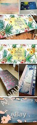 3D Ice Cream Cone 5 Non-slip Office Desk Mouse Mat Large Keyboard Pad Mat Game