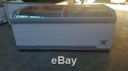 AHT Athens 210xl Slide top freezer Large commercial freezers ice cream meat