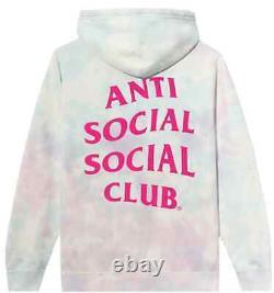 Anti Social Social Club Ice Cream Paint Job Hoodie Multi Large