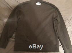 BBC Billionaire Boys Club/Ice Cream Large Black COLD Sweatshirt