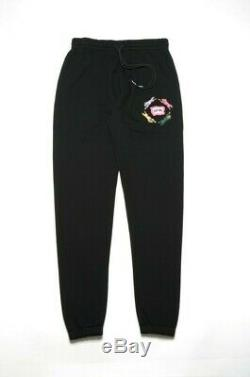 BBC ICE CREAM Men's Olson Pant 491-6105-BLK BLACK (msrp $130)