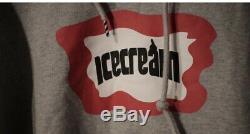 BBC Ice Cream Hoodie OG BBC Pharrell Sz L