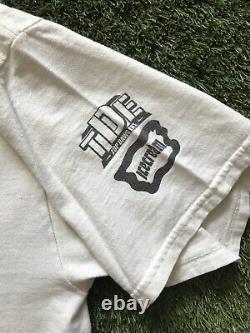 BBC Ice Cream Kendrick Lamar Good Kid Maad City Promo Rap Tee Shirt TDE 2013