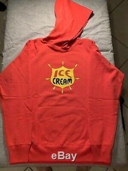 BBC/Ice Cream pull over hoodie season 7
