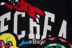 Bbc Ice Cream Cunningham Black Crew Size S M L XL XXL