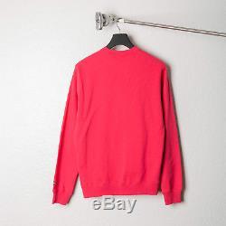 Bbc Ice Cream Fabric Imported Legaxy Long Sleeves Raspberry Wine Crew Tee M-xl