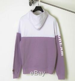 Bbc Ice Cream Mens Streetwear Fashion Grape White Hoody Size S M L XL XXL