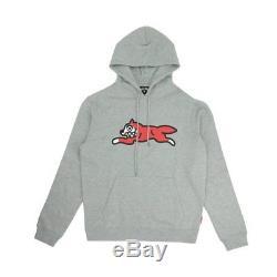 Bbc Ice Cream Pullover Hooded Running Dog Sweatshirt Mango Grey Hoodie S-xxl