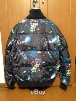 Bbc Ice Cream Space Galaxy Down Jacket Size L Used Pharrell Billionaire Boys