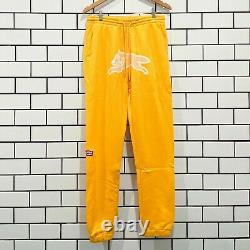 Bbc Icecream Mens Streetwear Drawstring Running Dog Dots Sweatpant Yellow S L XL