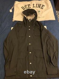 Bbc ice cream Beeline Rain jacket