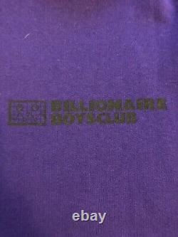 Bbc ice cream Classic Logo zip Hoodie