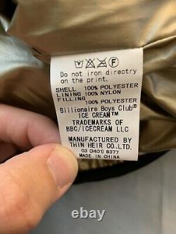 Bbc ice cream Coat. Offers Accepted