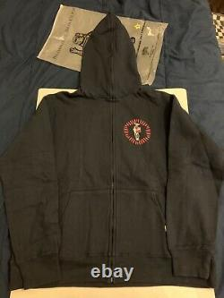 Bbc ice cream Cowboy Zip Up Hoodie. Offers Accepted