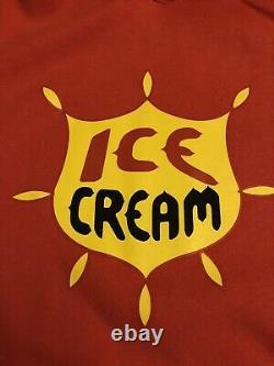Bbc ice cream Red Pullover Hood