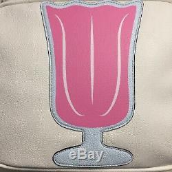 Betsey Johnson Kitsch Ice Cream Sundae Large Backpack