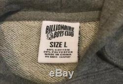 Billionaire Boys Club BBC Ice Cream Astronaut Helmet Hoodie Sweatshirt Large L