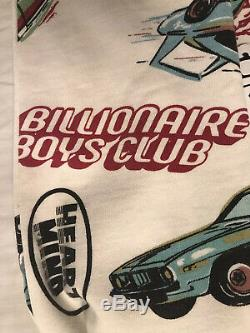 Billionaire Boys Club BBC Ice Cream Full Hoodie Men's Size L