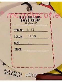 Billionaire Boys Club BBC Ice Cream Running Dog Full Zip Hoodie Bape Nigo