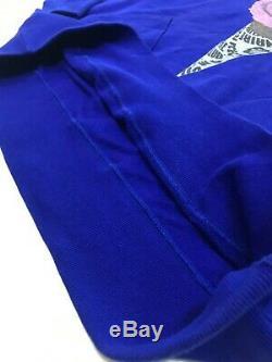 Billionaire Boys Club Bbc X Icecream Blue Hoodie Size Large Japan Rare