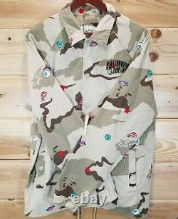 Billionaire Boys Club Camo Jacket Size Large
