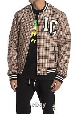 Billionaire Boys Club ICECREAM Neopolitan Bomber Jacket Large (orig. $350)