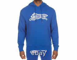 Billionaire Boys Club ICE CREAM Comic Hoodie 401-8301 Nautical Blue NEW WITH TAG