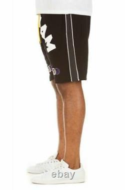 Billionaire Boys Club Ice Cream ARCH Shorts in Black 401-6108