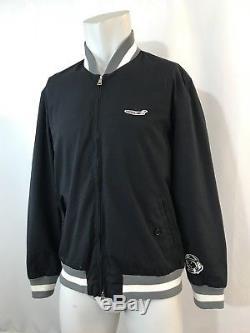 Billionaire Boys Club Ice Cream Bomber Coat Jacket Pharrell Nigo Vtg