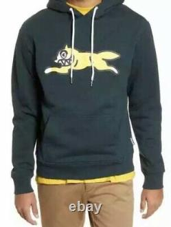 Billionaire Boys Club Ice Cream (l) Running Dog Hoodie Rare Sold Out Only Ones