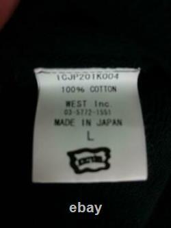 Billionaire Boys Club Icecream Cone Hoodie Jacket Size L Man Side Pocket