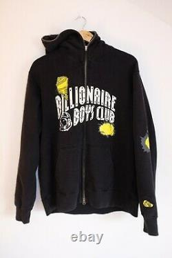 Billionaire Boys Club Icecream Full Zip Hoodie Made in Japan size L