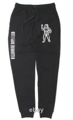Billionaire Boys Club Large Astro Jogger Black 811-1108