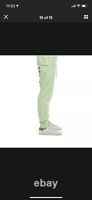Billionaire Boys Club Men's BB Arch Andromeda Pullover Cotton Fit Joggers Medium