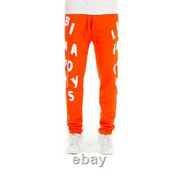Billionaire Boys Club Mens BB Fields Pant Slim Fit Cotton Jogger with Pockets