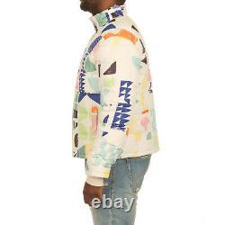 Billionaire Boys Club Mens BB Grizzly Long Sleeve Slim Fit Classic Jacket