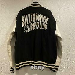 Billionaire Boys Club Varsity Jacket Initial Ice Cream Size L