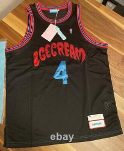 Billionaire boys club TEAM ICECREAM BALL jersey Size L