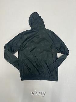 Billioniare Boys Club Rain Jacket Large L Windbreaker Hoodie BBC BAPE ICE CREAM