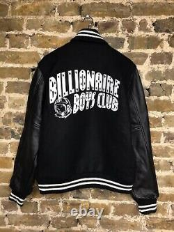 Brand New Billionaire Boys Club BBC Varsity Jacket Size L Ice Cream Golden Bear