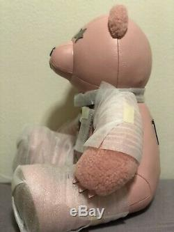 COACH Collectible LTD EDITION 15 Pink Ice Cream Sundae Bear F26908 New with tag