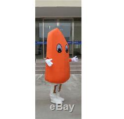 Christmas Ice Cream Mascot Dress Costume Drink Parade Restaurant Cosplay Outfits
