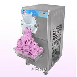 Commercial heavy duty Large Hard Ice Cream Machine, Gelato Ice Cream Machine