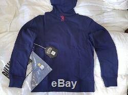 DS NWT Billionaire Boys Club BAPE IceCream BBC Arch Logo Hoodie Large Season 17
