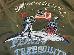 DS NWT Billionaire Boys Club BBC BAPE IceCream BB Apollo Zip Up Vest L 891-6400