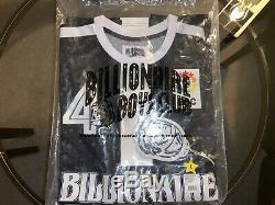 DS NWT Billionaire Boys Club BBC BAPE IceCream BB Striker Jersey L Large RARE