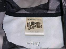 DS NWT Billionaire Boys Club BBC BAPE IceCream Unidentified Track Jacket Large